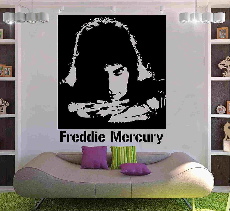 Kult Kanvas Freddy Mercury diseño 3 de Vinilo Adhesivo Decorativo ...