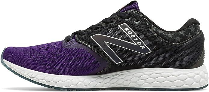 New Balance Fresh Foam Zante V3 Sneakers Laufschuhe Damen Lila/Schwarz (Black/Plum)