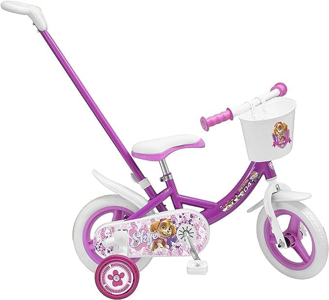 TOIMSA – 1031 – Bicicleta para niños (con caña de desviación bajo ...