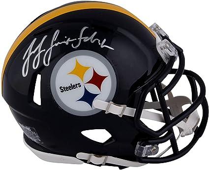 newest 5aca9 b5335 Amazon.com: JuJu Smith-Schuster Pittsburgh Steelers ...