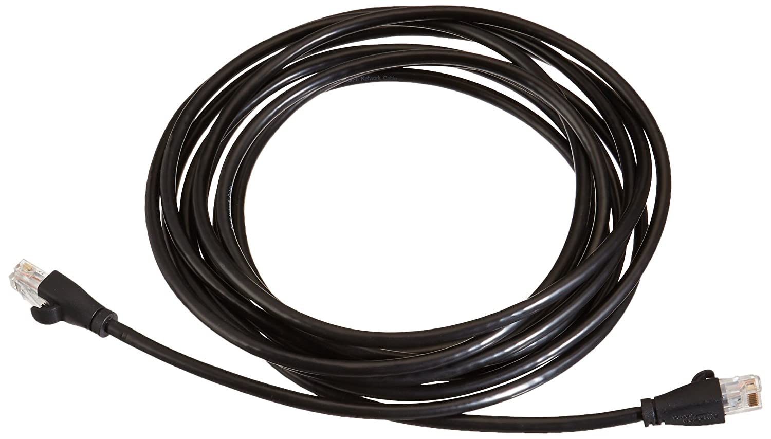 Buy Amazonbasics Rj45 Cat 6 Ethernet Patch Lan Cable Wiring On Systems Cat5 Cat5e Cat6 Cat6e Cat7 What Earth 14feet 426 Meters Black Online At Low Prices In India Reviews Ratings