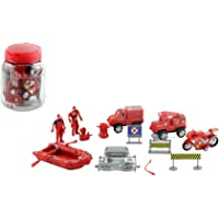 P.Joy Promojar Fire Rescue Play Set