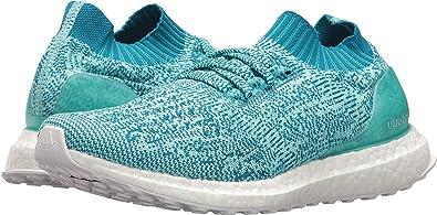 sports shoes 74221 824d1 adidas Running Women s Ultraboost Uncaged Aqua White 8.5 ...