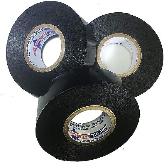 "1/"" X 33 Yards 12  Rolls of Renfrew Clear Hockey Tape"