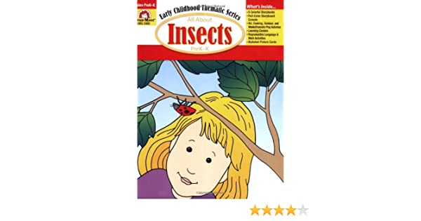 Amazon.com: All About Insects (9781596730281): Jo Ellen Moore: Books