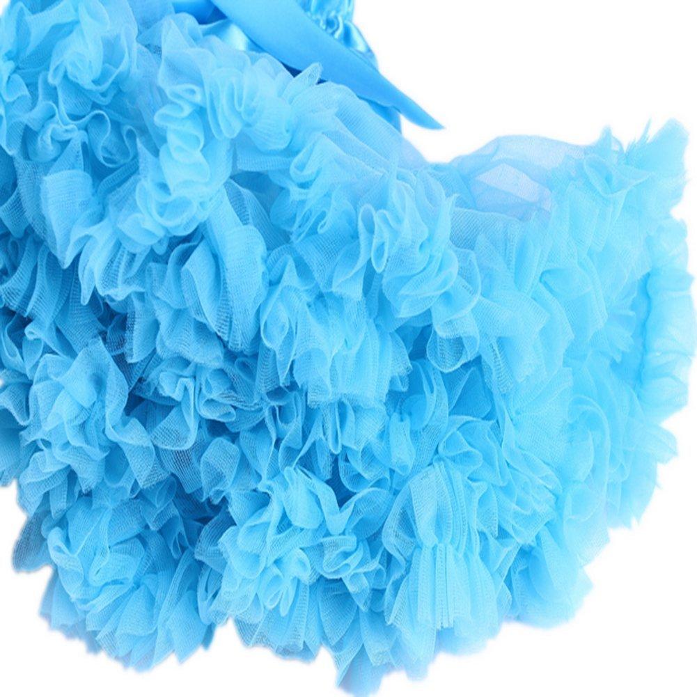 Tortoise & Rabbit Women's Adult Fluffy Ballet Dance Pettiskirt Tutu Skirt KS001XL
