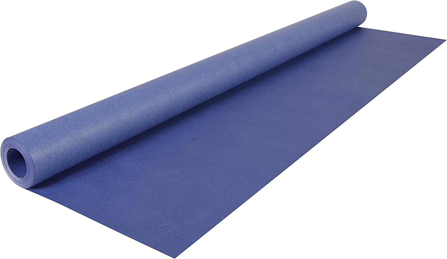 blu francese 10 x 0,70 m Clairefontaine Rotolo Kraft colorato