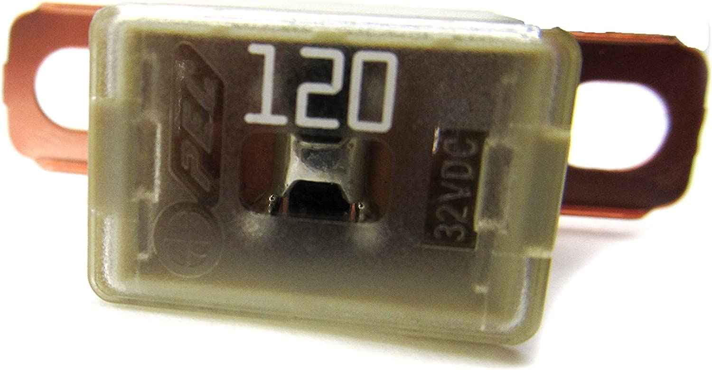 Mazda RX-8 04-11 /& MX-5 Miata 06-13 New OEM main 120 AMP fuse F151-67-099