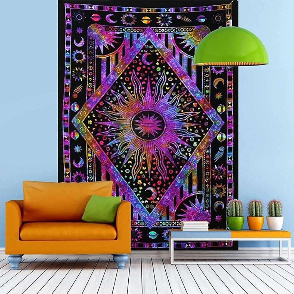 Tapisseries - Decoration chambre psychedelique ...