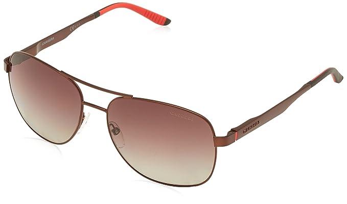 Carrera 8015/S LA NLX, Gafas de sol Unisex-Adulto, Marrón (Semimatte Brown SF Pz), 59: Amazon.es: Ropa y accesorios
