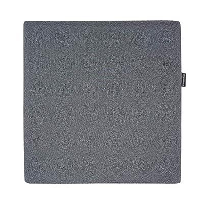 Basics Memory Foam Seat Cushion - Triangle, Square: Automotive