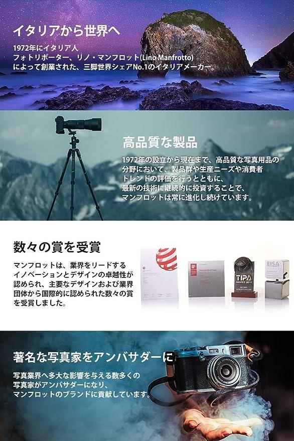 Manfrotto Element Traveller Carbon Kit Schwarz Kamera