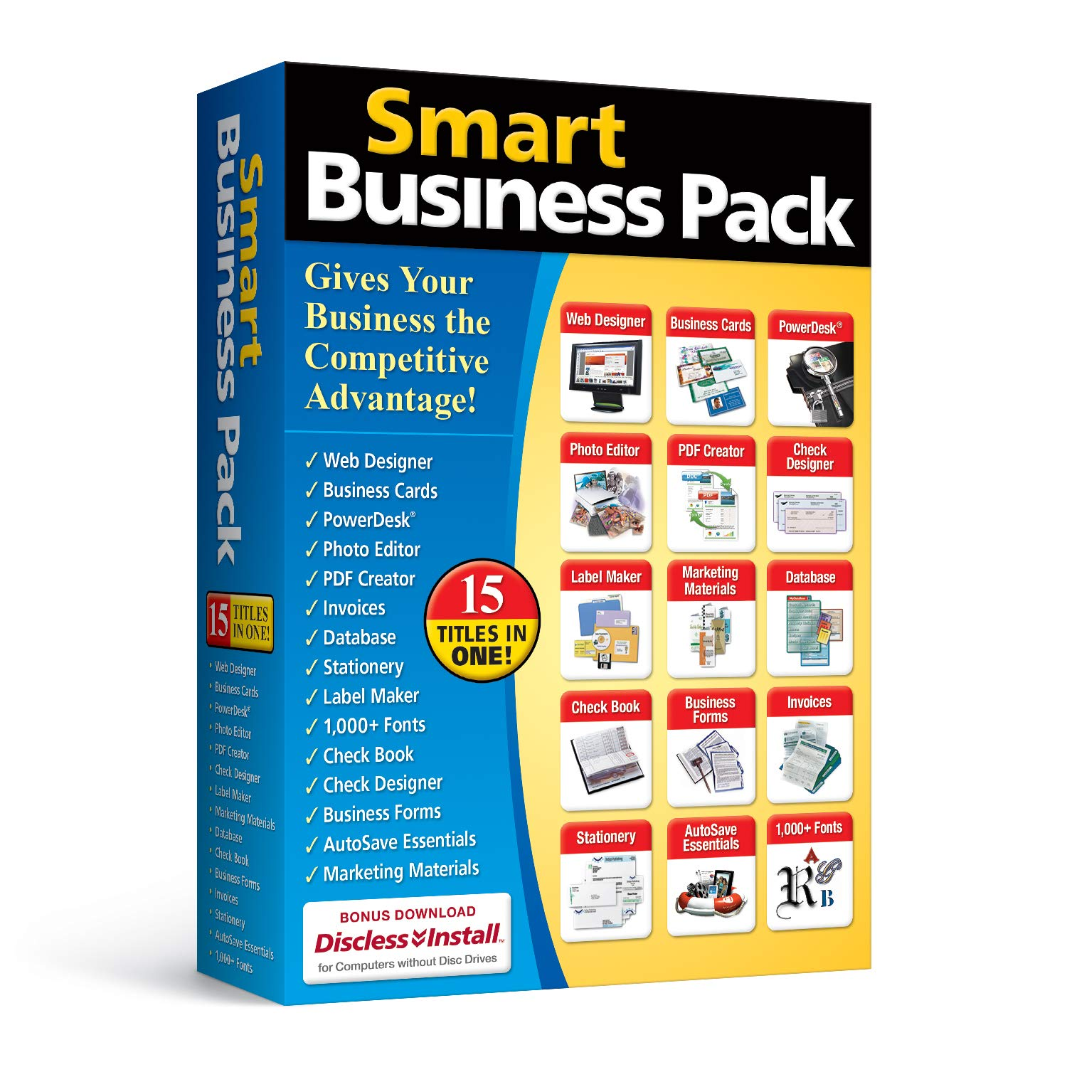 Smart Business Pack by Avanquest