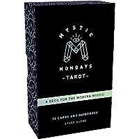 Mystic Mondays Tarot: A Deck for the Modern Mystic (Tarot Cards and Guidebook Set, Card Game Gifts, Arcana Tarot Card…