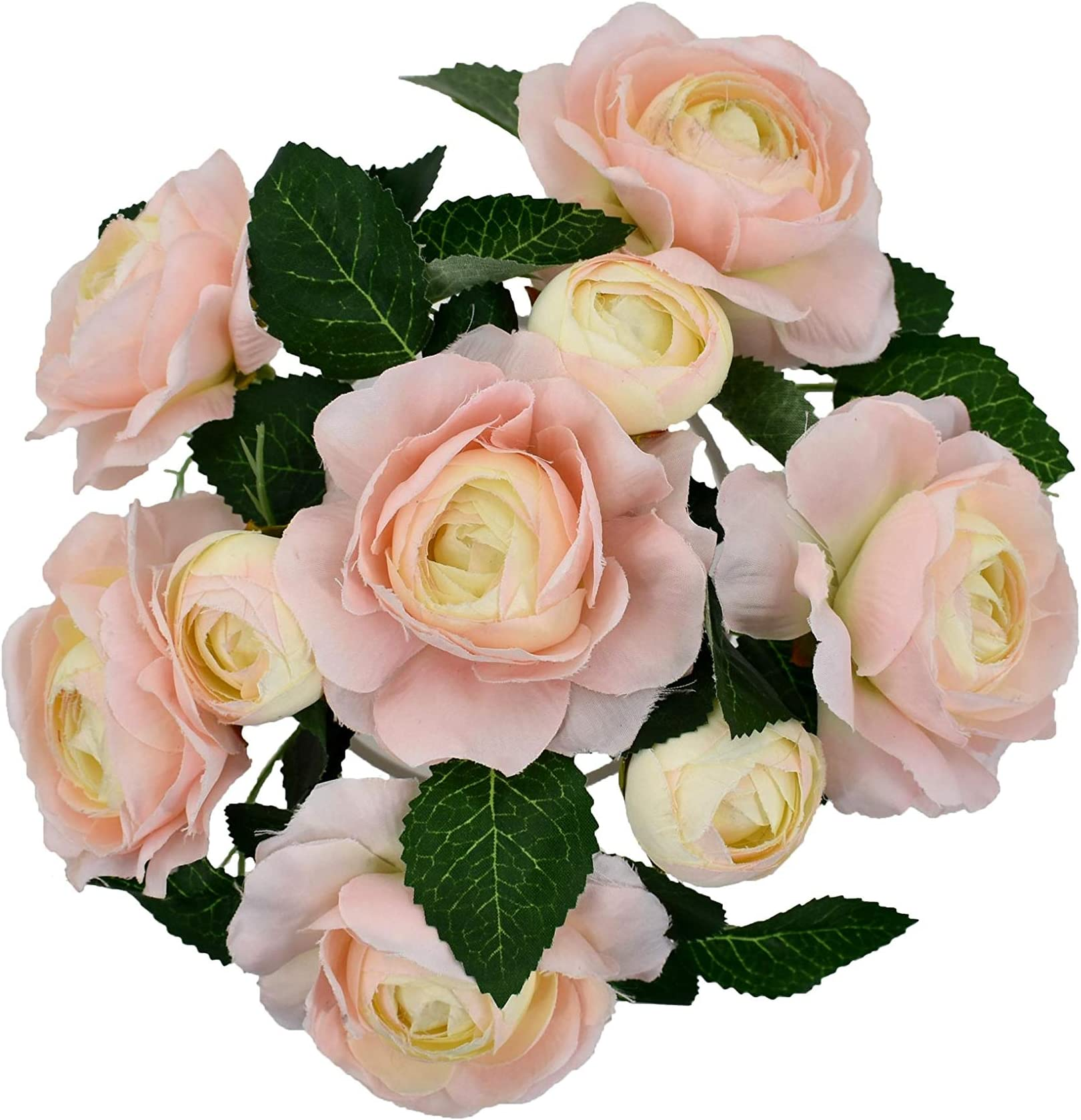 Beautiful Silk Rose Flowers Artificial Plants Gift For Anniversary Party Birthday Wedding Decoration Price In Uae Amazon Uae Kanbkam