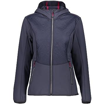CMP Softshelljacke Funktionsjacke Jacket Grau Thinsulate