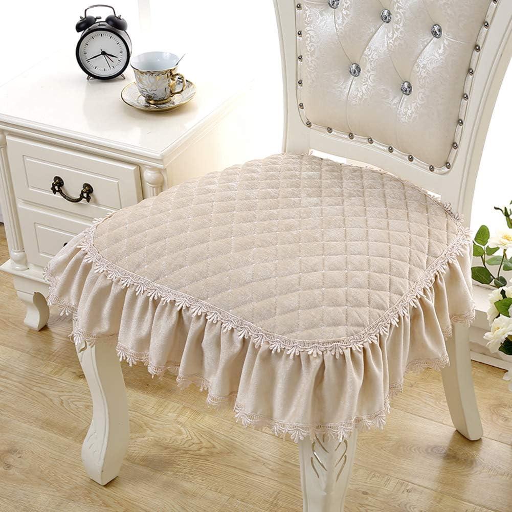 Amazon.com: sofacover European Kitchen Chair Cushion Pad Anti-Slip