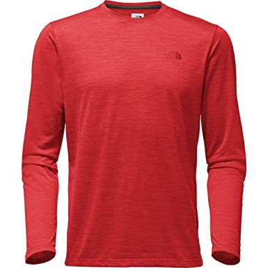 88842b1426c79 The North Face Men s Hyperlayer FD Long Sleeve Crew at Amazon Men s  Clothing store