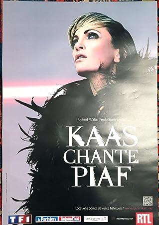 kaas chante piaf gratuit