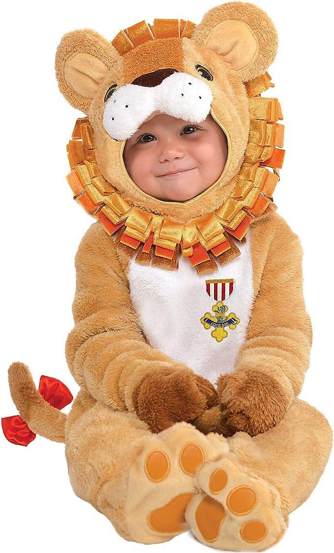 Amazon.com: Disfraz de Halloween con león de vaca para bebés ...