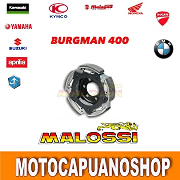 5213296 embrague Malossi Maxi Fly Clutch Suzuki Burgman An K7 K8 400 ie 4T Lc