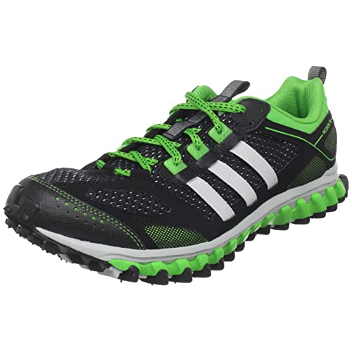 various colors d2f19 af830 Adidas Mens Galaxy Incision TR M Running Shoe,BlackIntense GreenLead,