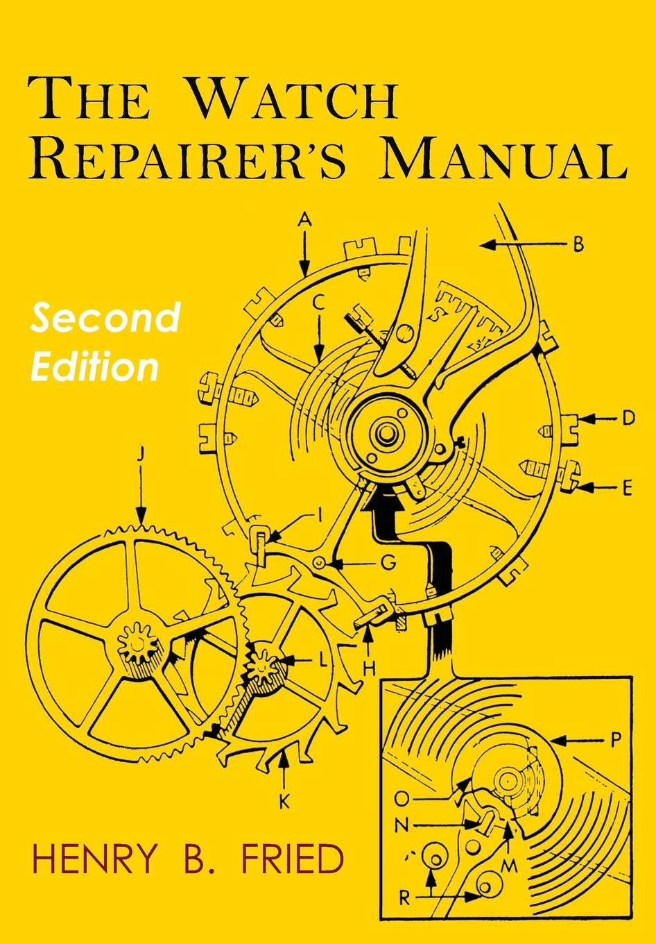 Read Online The Watch Repairer's Manual: Second Edition PDF
