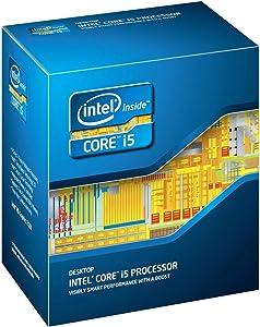 Intel Core i5-3570 Quad-Core Processor 3.4 GHz 6 MB Cache LGA 1155 - BX80637I53570