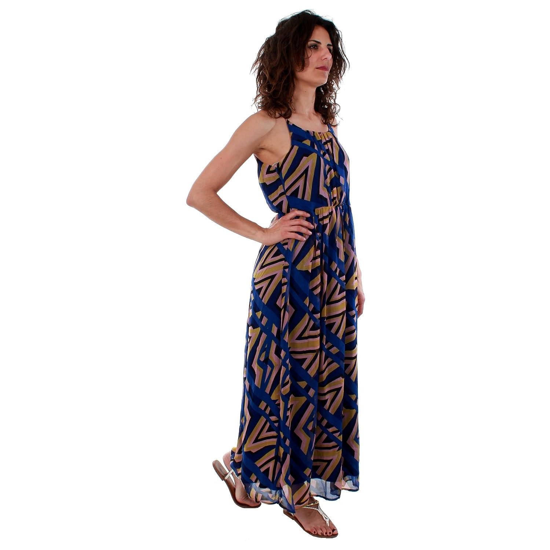 Robe Multicolore Vmrome Accessoires Singlet Sans Blueoline 10208566 RxqAIZt