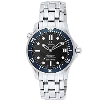 6116c33247c1 Amazon.com  Omega Men s 2222.80.00 Seamaster 300M Chronometer  Omega ...