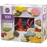 Wilton クッキーカッター 箱入100個 米ウィルトン製 [並行輸入品]