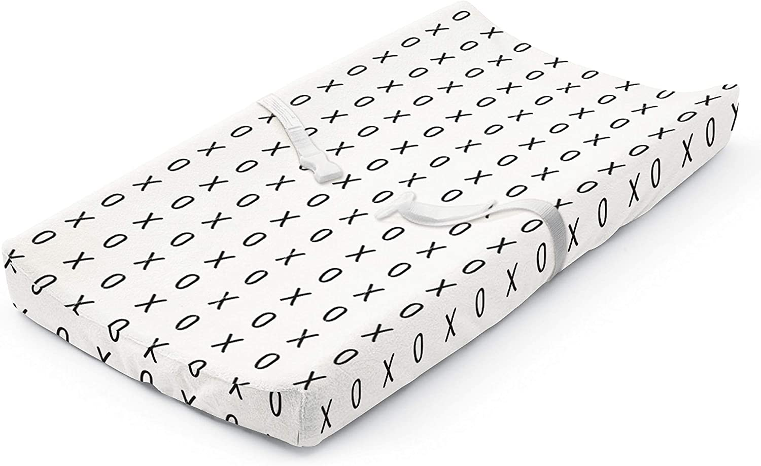 Summer Infant Ultra Plush Changing Pad Cover Girly Arrows