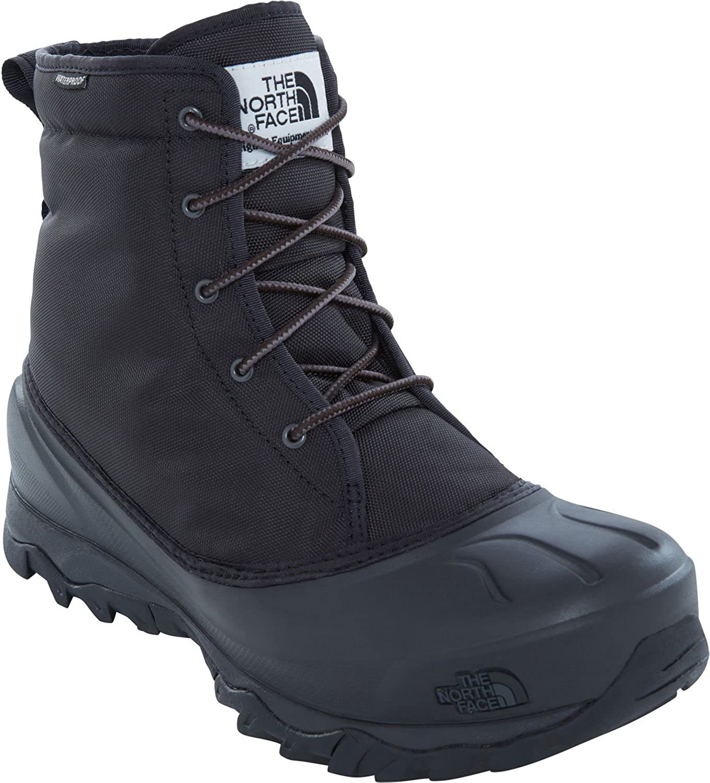 THE NORTH FACE Herren Men's Tsumoru Boot Shadow Schneestiefel, grün, TNF schwarz/Dark Shadow Boot Grau e3f38f