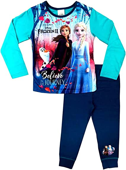 ragazze Disney Frozen Elsa pigiama