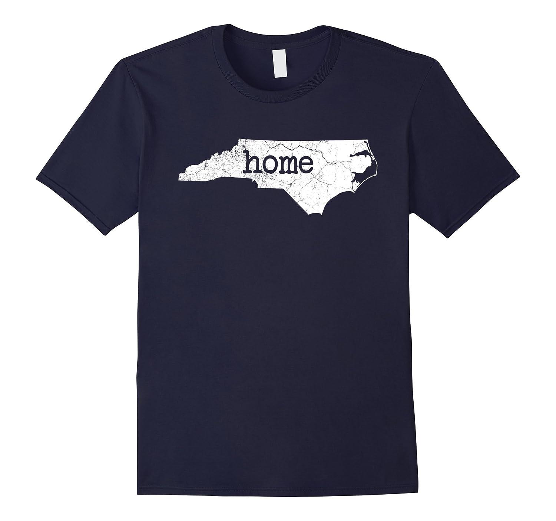 Distressed North Carolina Home Shirt North Carolina Shirt-BN