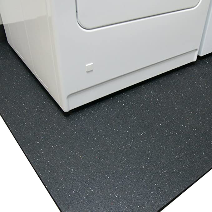 Amazon.com: rubber-cal Heavy Duty Appliance Mat – 3/4