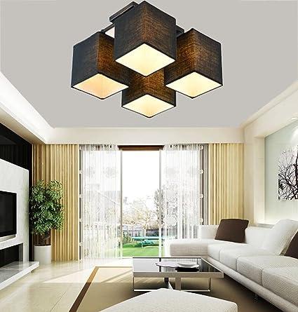 Amazon.com: DIDIDD Ceiling light- korean led modern ...