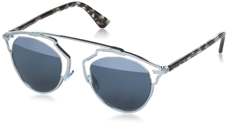 Dior Diorsoreal 8N Gafas de sol, Aqua, 48 para Mujer: Amazon ...