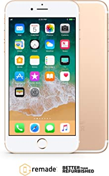 "Apple iPhone 7 32GB Oro 4.7"" Remade iOS Smartphone Reacondicionado ..."