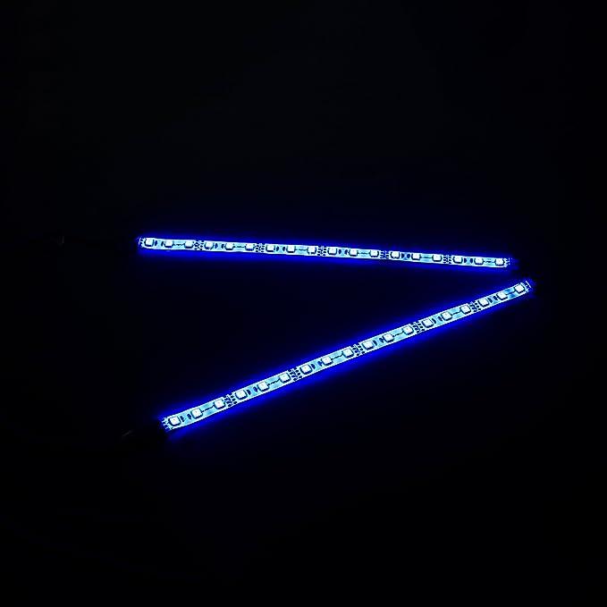 Enjoyable Amazon Com Alpena 77062 Blue Ezlink Max Led 24 Starter Kit Automotive Wiring Database Plangelartorg