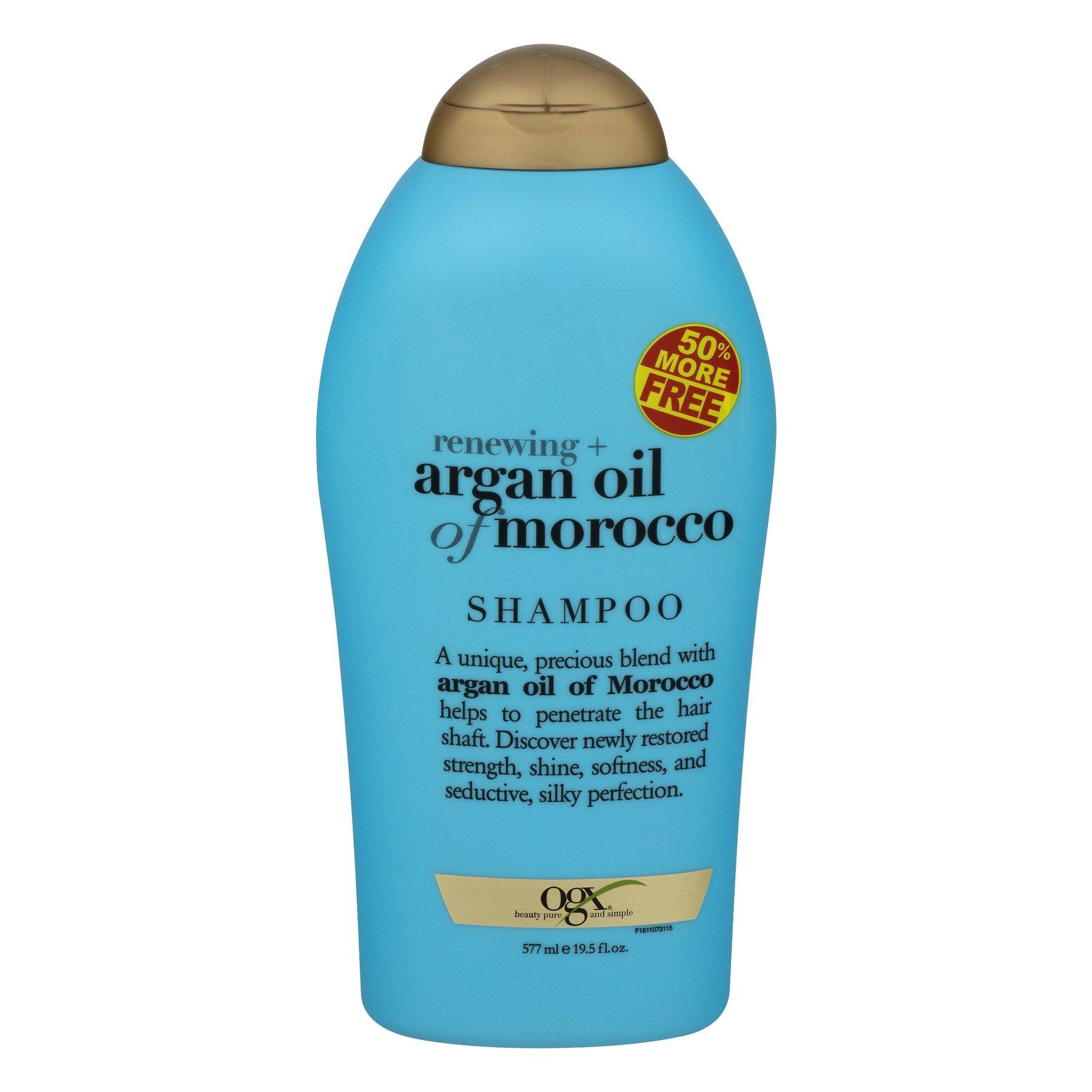Amazon.com : Organix Renewing Moroccan Argan Oil