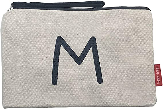 Hello-Bags B-002-M Bolso Neceser/Cartera de Mano. Algodón 100 ...