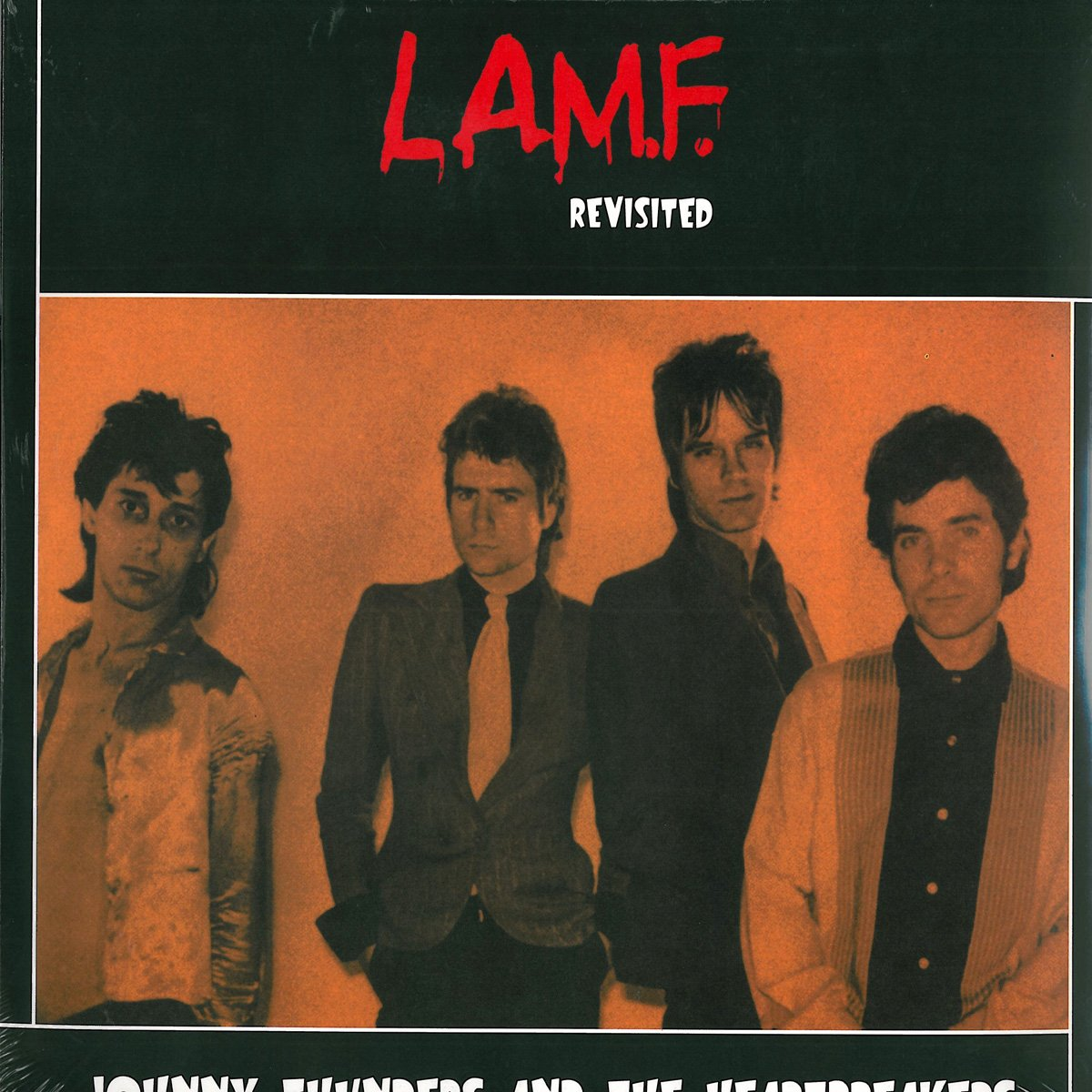 L.A.M.F. Revisited [Vinyl] by Earmark