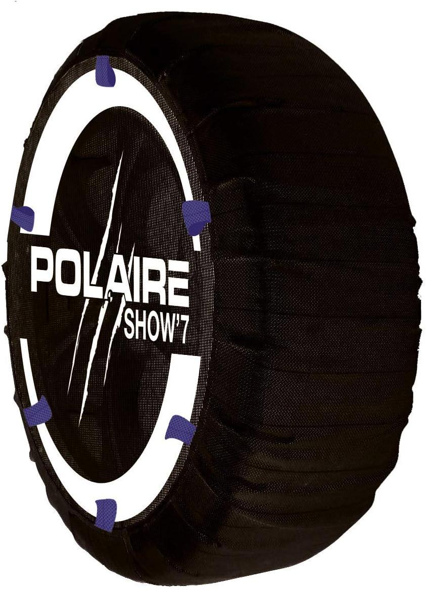 Chaines Neige Textile Show 7 Polaire S88