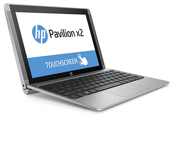 HP Pavilion x2 10-n000na - Ordenador portátil (Híbrido (2-en-1), Windows 8.1 , Polímero de Litio, 32-bit, Plata, Convertible (Detachable)): Amazon.es: ...