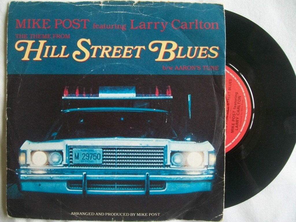 MIKE POST ft LARRY CARLTON Theme From Hill Street Blues 14 ... | larry hill ford
