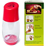 The Fine Life Ideal Olive Oil Mister - Air Pressure Only Clog-Free Sprayer - Red