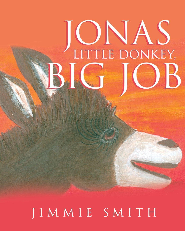 Download Jonas Little Donkey, Big Job pdf