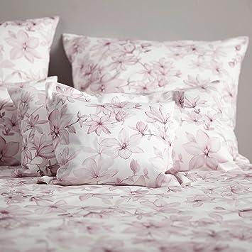 Elegante Mako Satin Bettwäsche Fairy Rose Amazonde Küche Haushalt
