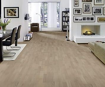 Favorit HORI® Klick Parkett 300 Dielenboden Parkettboden Eiche weiss HF32